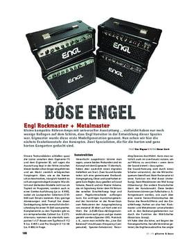 Engl Rockmaster + Metalmaster