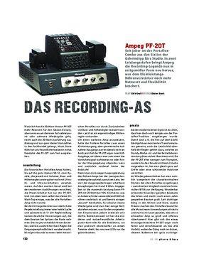 Ampeg PF-20T, Bass-Verstärker