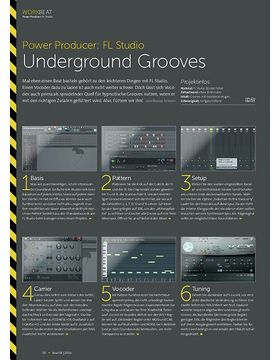 Power Producer: Underground Grooves