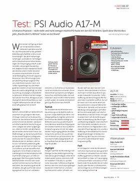 PSI Audio A17-M