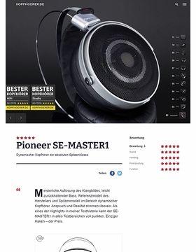 Pioneer Master1