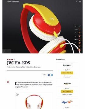 JVC HA-KD5R