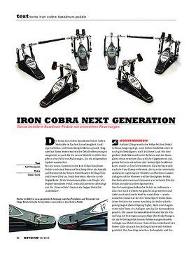 Tama Iron Cobra Bassdrum-Pedale