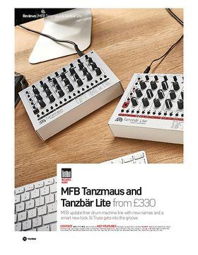 MFB Tanzmaus and Tanzbär Lite