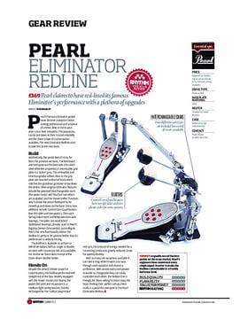Pearl Eliminator Redline