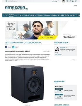Adam Audio F7