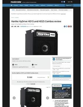 HD15 Combo