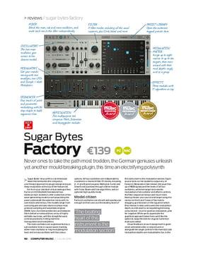 Sugar Bytes Factory