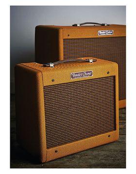 Fender 57 Custom Champ und Custom Deluxe