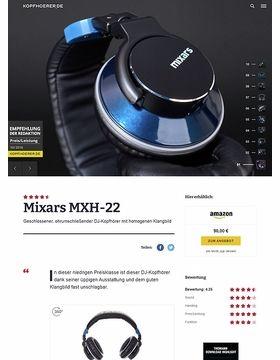 Mixars MXH-22