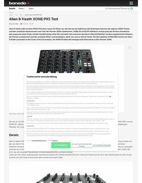Xone:PX5
