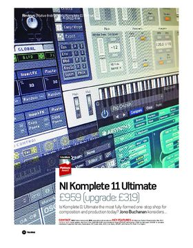NI Komplete 11 Ultimate