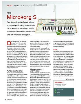 Korg Microkorg