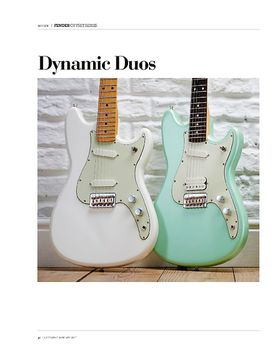 Fender Offset Series Mustang 90