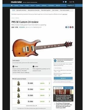 PRS SE Custom 24