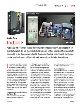 Audio Ease Indoor