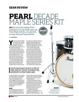Pearl Decade Maple Series Kit