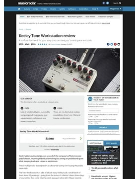 Tone Workstation 3
