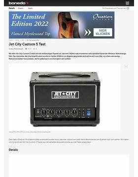 Jet City Custom 5