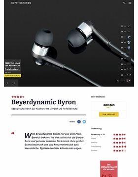 Beyerdynamic Byron
