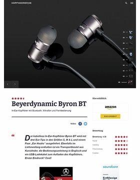 Beyerdynamic Byron BT