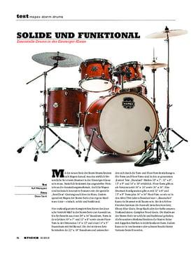 Mapex Storm Drums