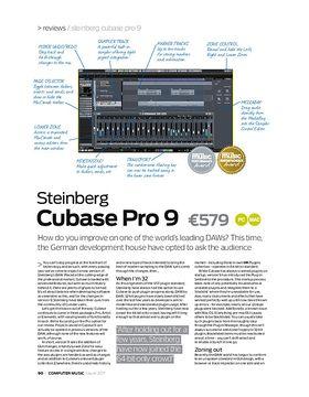 Steinberg Cubase Pro 9