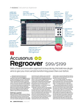 Accusonus Regroover