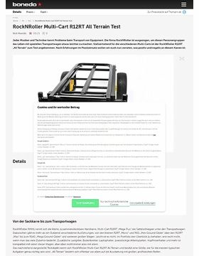 RockNRoller Multi-Cart R12RT All Terrain