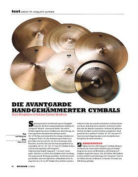 Sabian HH Vanguard Cymbals