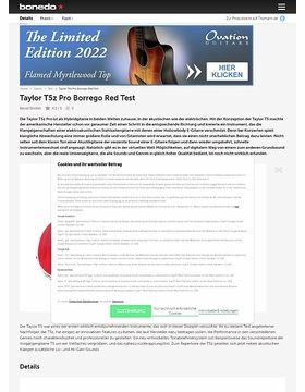Taylor T5z Pro