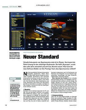 Spectrasonics Keyscape: Neuer Standard