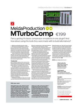 MeldaProduction MTurboComp