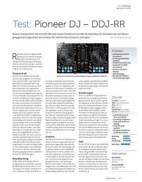 Pioneer DDJ RR