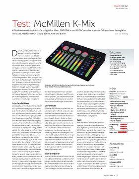 McMillen K-Mix