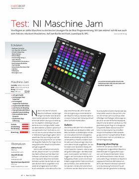NI Maschine Jam