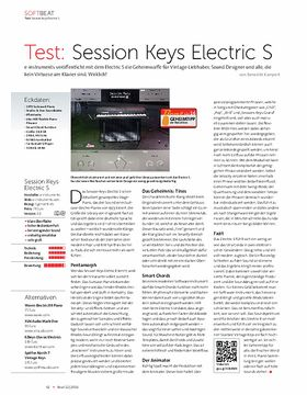 Session Keys Electric S