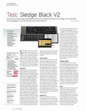 Sledge Black V2