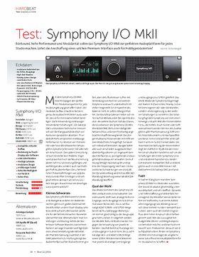 Symphony I/O MkII
