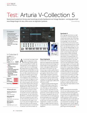 Arturia V-Collection 5