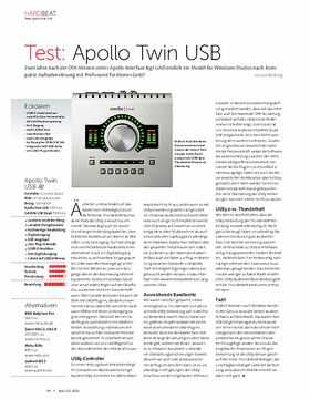 Apollo Twin USB