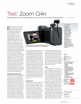 Zoom Q4n