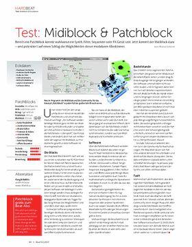 Midiblock & Patchblock