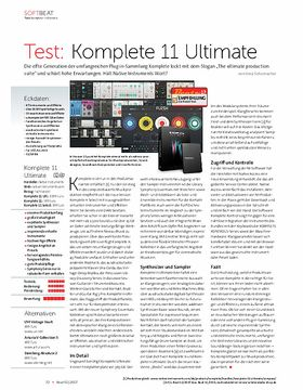 Komplete 11 Ultimate