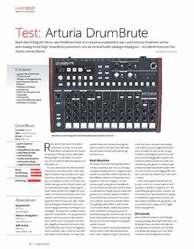 Arturia DrumBrute
