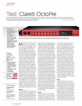 Clarett OctoPre