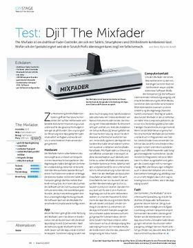 DjiT The Mixfader