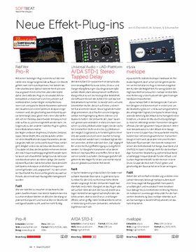 SoftBeat Neue Effekt-Plug-ins