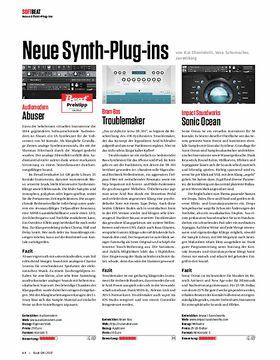 Spectrasonics Keyscape, IK Multimedia Modo Bass