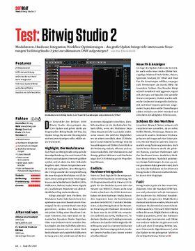 Bitwig Studio 2